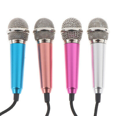 AU9.51 • Buy Portable Mini 3.5mm Stereo Mic Audio Microphone For The Mobile Phone_Accessories