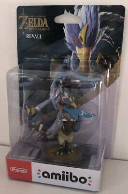 AU44 • Buy Nintendo Revali Amiibo The Legend Of Zelda Breath Of The Wild NEW