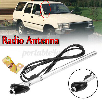 AU28.99 • Buy For Toyota Hilux 4Runner Holden Rodeo Guard Mount Car Auto Radio Antenna Aerial