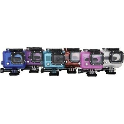 Urban Factory Underwater Case For Camera Purple Stain Resistant Weather Res • 8.90£