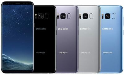 $ CDN1274.92 • Buy BRAND NEW Samsung Galaxy S8 SM-G950U - 64 GB - (AT&T/Cricket) ONLY Smartphone