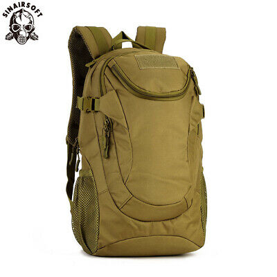 AU48.99 • Buy 25L Military Backpack Tactical Hiking Camping Bag Rucksack Travel Outdoor AU