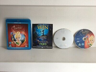 £2.40 • Buy Disney TinkerBell And The Lost Treasure (Blu-ray And DVD