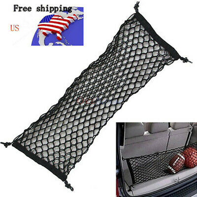 $20.52 • Buy Car Rear Trunk Cargo Net Mesh Storage Organizer Parts Accessories Universal 2021