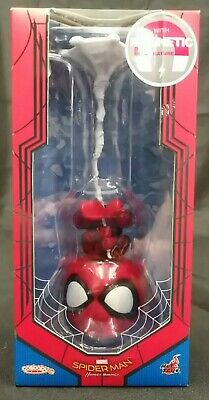 $ CDN73.48 • Buy Hot Toys Cosbaby Spider-Man Homecoming Web Hanging Spider-Man