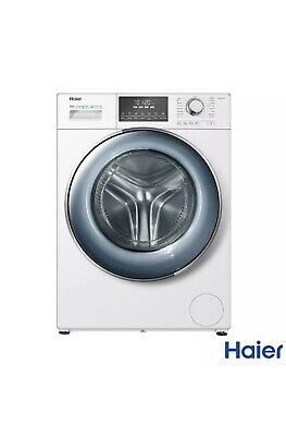 Haier Express Wash 8kg 1400rpm Washing Machine A+++-40% Rating In White • 322.15£