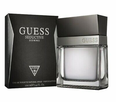 GUESS GUESS SEDUCTIVE HOMME 100ml EDT - MEN'S SPRAY NEW SEALED  • 24.99£