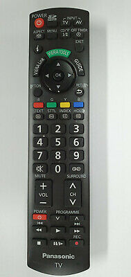 AU19 • Buy Genuine Panasonic System Remote Control - Model : N2qayb000352