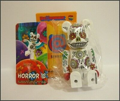 $39.99 • Buy Medicom Bearbrick Series S26 26 Horror Mexico  Trick-or-Treat