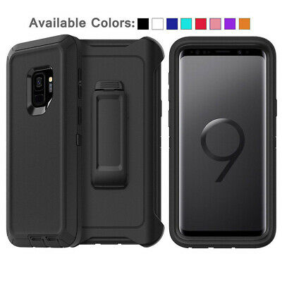 $ CDN16.84 • Buy For Samsung Galaxy S9 / S9+ Plus Case Cover Shockproof Series With Belt Clip