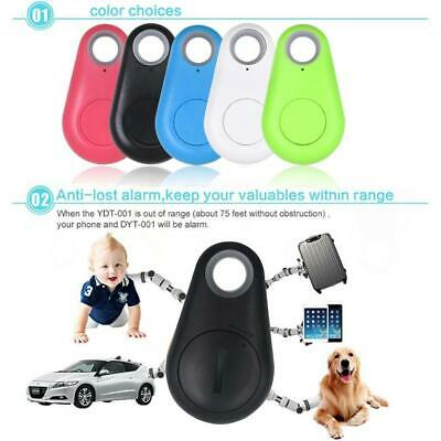 UK GPS Tracker Bluetooth Anti-lost Alarm Key Finder Dog Locator Smart Tag Child • 3.59£