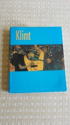 $ CDN3.95 • Buy Klimt Art Book From Neue Galerie New York, Color Paintings Throughout