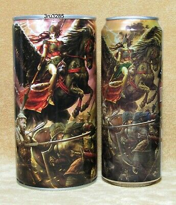 $ CDN26.59 • Buy FAXE Valkyries  Empty Beer Cans Limited Edition Russia 2019 2pcs