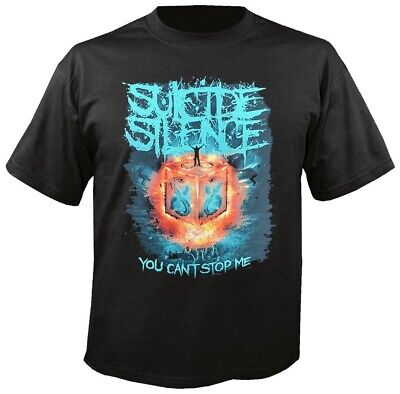 £17 • Buy SUICIDE SILENCE - You Can´t Stop Me - T-Shirt