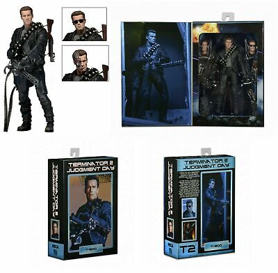 Terminator 2 - Judgment Day Ultimate T-800 Arnold  - 7  Action Figure NECA • 31.95£