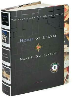 House Of Leaves: The Remastered, Full-Color Edition • 30.02£