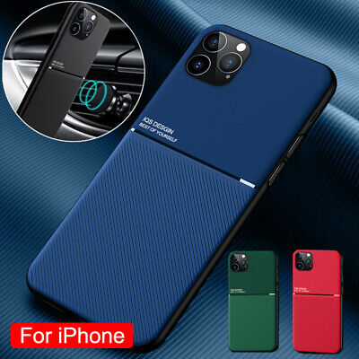 Matte Shockproof Case For IPhone 12,11,11 Pro 12 Mini Max XR XS SE 78 Plus Cover • 4.88£