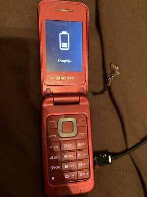 Samsung GT C3520 - Coral Pink (Tesco Mobile) Mobile Phone • 15£