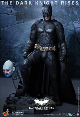 $ CDN2003.11 • Buy Hot Toys QS001 Quarter 1/4 Scale Batman Dark Knight Rises Collectible Figure