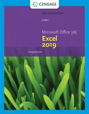 AU129.09 • Buy New Perspectives Microsoft (R) Office 365 (R) & Excel 2019 Comprehensive.