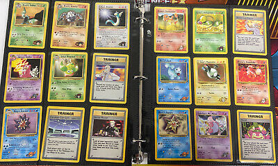 AU9 • Buy Pokemon Card Gym Heroes WOTC Common/Uncommon Single Card Full List