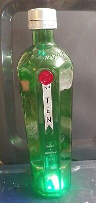 Vintage 18  Tanqueray No. 10 Promotional 3L Empty Display Bottle • 39.13£