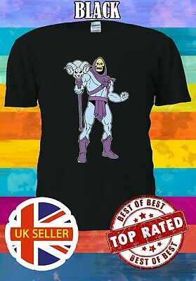 $13.28 • Buy Skeletor Masters Of The Universe He-Man She-Ra Men Women Unisex T-shirt 3760
