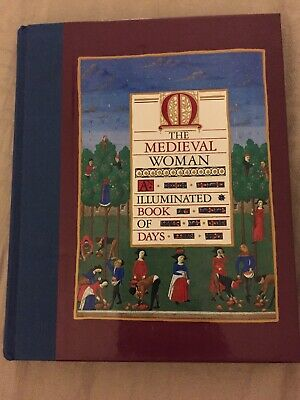 New Medieval Woman Diary Any Year • 15£