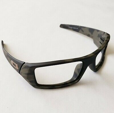 $79.99 • Buy Oakley Gascan Matte Olive Camo Replacement Frame Only Authentic OO9014-5160