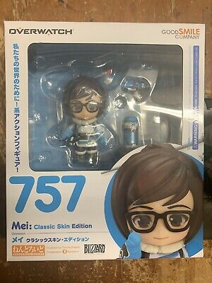 AU50 • Buy Good Smile Company Nendoroid 757 Overwatch Mei: Classic Skin Edition