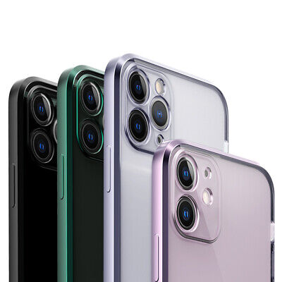 AU9.99 • Buy For IPhone 11/Pro/Max Clear Shockproof Bumper Case Silicone Cover
