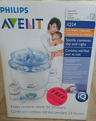 AU100 • Buy Philips Avent Electric Steam Steriliser