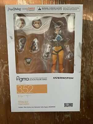 AU60 • Buy Overwatch Tracer Figma 352 Good Smile Company, Max Factory