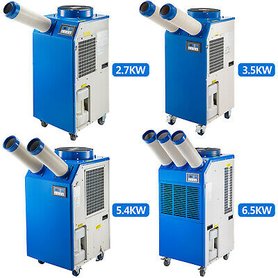 AU1259.99 • Buy VEVOR Industrial Air Conditioner,Air Conditioner, 2700/3500/5400/6500W Air Duct