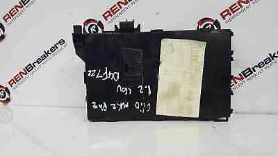 Renault Clio MK2 2001-2006 N2 Fuse Box UCH BCM RECODED DECODED 8200621762 • 45£