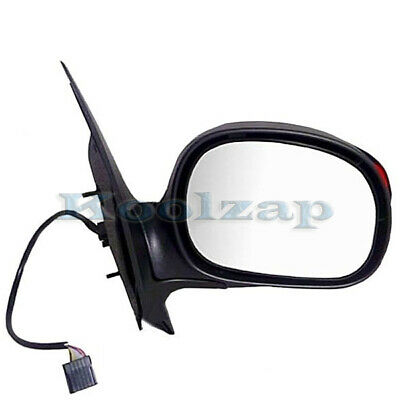 $103.95 • Buy 01-03 F150 Crew Cab Pickup Mirror Power W/Turn Signal Light Paintable Right Side