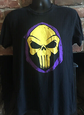 $10 • Buy Masters Of The Universe T Shirt Skeletor Size L Large MOTU He-man