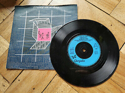 Living In A Box - Living In A Box 7  Vinyl Record Good Condition • 2.39£