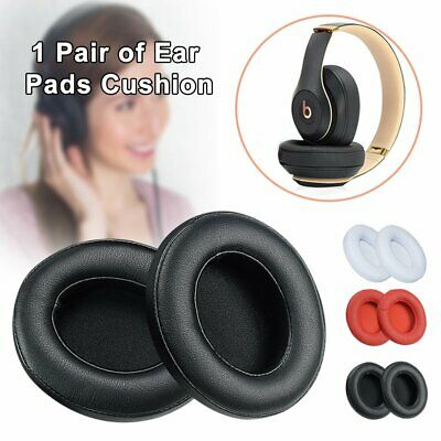 Soft Replacement Ear Pads For Beats By Dr.Dre Studio 2.0/3.0 Wired & Wireless L1 • 3.54£