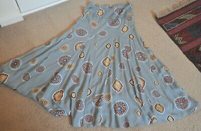 AU45 • Buy Tigerlily Matisse Maxi Skirt Size 10 - Excellent Condition Worn Once