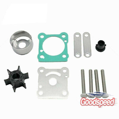 AU28.96 • Buy 6N0-W0078-A0-00 6HP 8HP For Yamaha Water Pump Impeller Kit Outboard Boat Engine