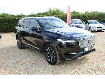 Volvo XC90 Inscription SUV 2.0 Geartronic Diesel • 24,895£