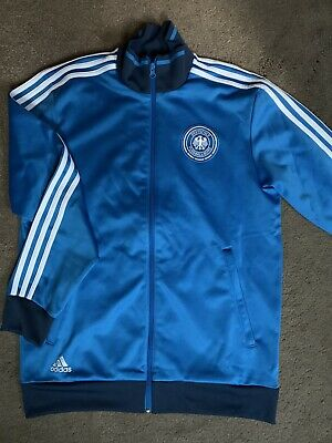 Adidas Originals Germany Full Zip Jacket Football Retro Deutshland Medium Men • 30£