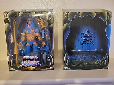 $99 • Buy SUPER7 Masters Of The Universe Club Grayskull Filmation 2.0 Man-E-Faces MISB