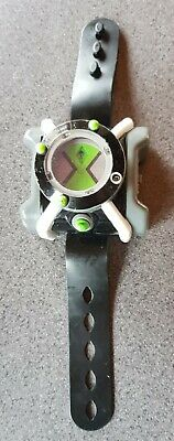 Ben 10 Omnitrix Watch Lights Up Sounds Talking Wrist Playmates Toys 2017 Working • 20£