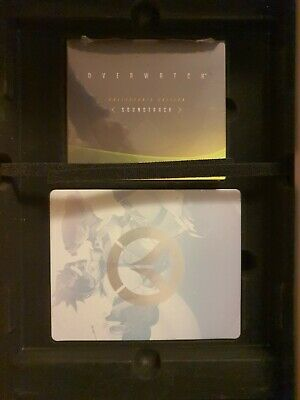 AU150 • Buy Overwatch Collectors Edition - PC - COLLECTORS ITEMS ARE NEW - GAME CODE USED