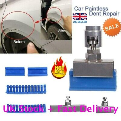 6x PDR Slide Hammer Tools Puller Lifter Car Paintless Dent Removal Repair UK • 10.39£