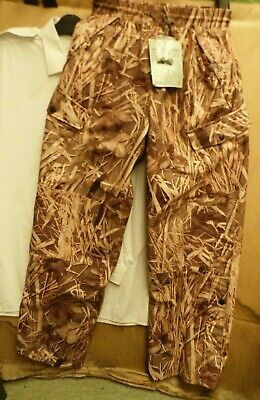 Pair Of Original Jack Pyke Wildlands Camouflage Camouflage Trousers • 34.99£