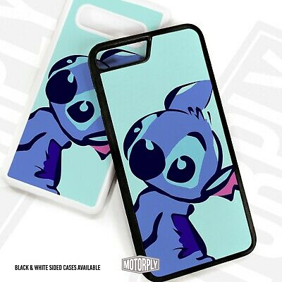 Printed Plastic Clip Phone Case Cover For Samsung - Cute Stitch Sketch - Lilo • 6.95£
