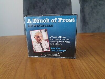 A Touch Of Frost By Wingfield, R. D. CD-Audio Book  • 7.95£